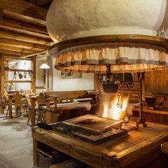 Hotel The Originals Borgo Eibn Mountain Lodge (ex Relais du Silence) Саурис интерьер отеля фото 3