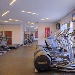 Radisson Blu Hotel, Abu Dhabi Yas Island фитнесс-зал