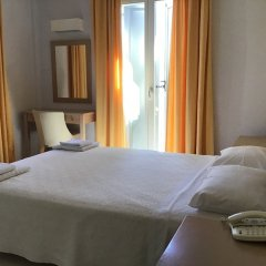 Отель Thera Mare Hotel Греция, Остров Санторини - 1 отзыв об отеле, цены и фото номеров - забронировать отель Thera Mare Hotel онлайн комната для гостей фото 2