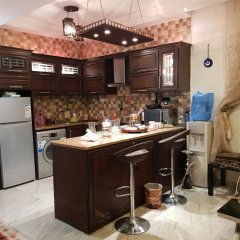 Отель Abdoun Hills Apartment Иордания, Амман - отзывы, цены и фото номеров - забронировать отель Abdoun Hills Apartment онлайн питание