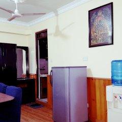 Отель Thamel Apartments Hotel Непал, Катманду - отзывы, цены и фото номеров - забронировать отель Thamel Apartments Hotel онлайн удобства в номере