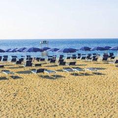 Отель Sant Alphio Garden Hotel & Spa (Giardini Naxos) Италия, Джардини Наксос - 2 отзыва об отеле, цены и фото номеров - забронировать отель Sant Alphio Garden Hotel & Spa (Giardini Naxos) онлайн пляж