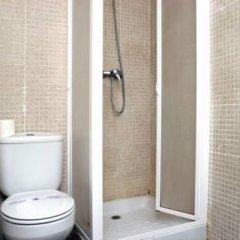 Отель Vila Universitaria ванная