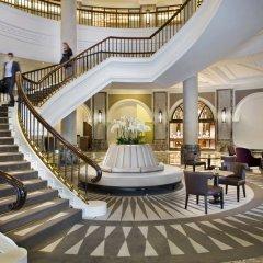 Conrad Istanbul Bosphorus Турция, Стамбул - 3 отзыва об отеле, цены и фото номеров - забронировать отель Conrad Istanbul Bosphorus онлайн интерьер отеля фото 3