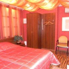 Сакура Отель 4* Стандартный номер с двуспальной кроватью