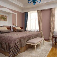 Гостиница Гельвеция комната для гостей фото 9