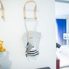 Отель Comwell Aarhus Дания, Орхус - отзывы, цены и фото номеров - забронировать отель Comwell Aarhus онлайн фитнесс-зал фото 2