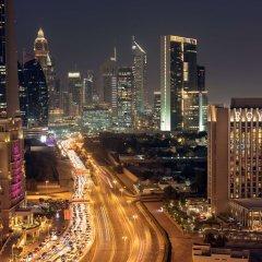 Отель Rove Downtown Dubai городской автобус