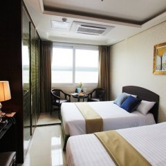 Отель Inter City Seoul комната для гостей