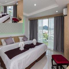 Отель Triple Three Patong 3* Улучшенный номер разные типы кроватей