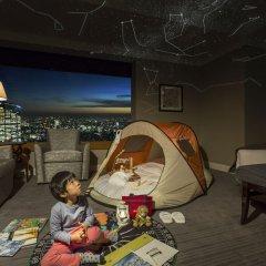 Отель The Ritz Carlton Tokyo Токио детские мероприятия