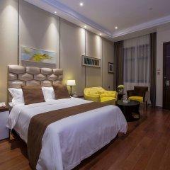 Отель Yimin Gold Olives Apartment Китай, Шэньчжэнь - отзывы, цены и фото номеров - забронировать отель Yimin Gold Olives Apartment онлайн комната для гостей фото 3