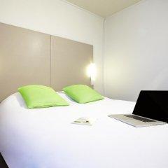 Отель Campanile Nice Aeroport Ницца комната для гостей