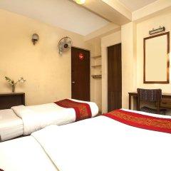 Отель OYO 144 Hotel Zhonghau Непал, Катманду - отзывы, цены и фото номеров - забронировать отель OYO 144 Hotel Zhonghau онлайн комната для гостей фото 3