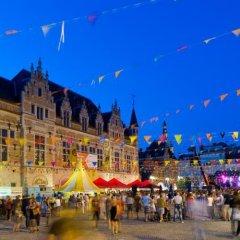 Отель Ibis Kortrijk Centrum Бельгия, Кортрейк - 1 отзыв об отеле, цены и фото номеров - забронировать отель Ibis Kortrijk Centrum онлайн