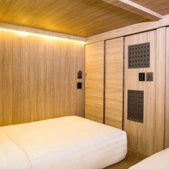 Отель Nonze Hostel Таиланд, Паттайя - 1 отзыв об отеле, цены и фото номеров - забронировать отель Nonze Hostel онлайн комната для гостей фото 3