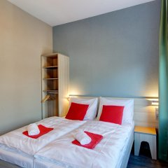 MEININGER Hotel Amsterdam City West комната для гостей