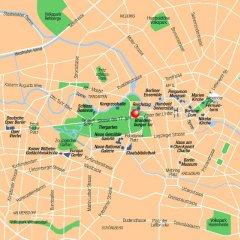 Отель Adlon Kempinski Берлин городской автобус