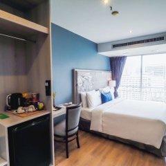 Отель Evergreen Place Siam by UHG Таиланд, Бангкок - 1 отзыв об отеле, цены и фото номеров - забронировать отель Evergreen Place Siam by UHG онлайн удобства в номере фото 2