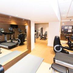 DoubleTree by Hilton Hotel London - Hyde Park фитнесс-зал