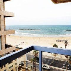 Abratel Suites Hotel Тель-Авив балкон