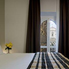 Отель Rinascimento Италия, Рим - 1 отзыв об отеле, цены и фото номеров - забронировать отель Rinascimento онлайн комната для гостей фото 2