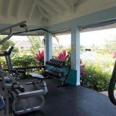 Отель Tropical Escape @ The Palms Of Richmond фитнесс-зал