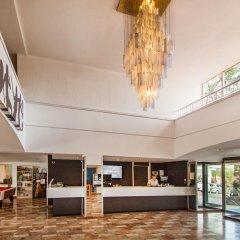 Vistasol Hotel Aptos & Spa интерьер отеля