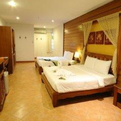 Отель Bel Aire Patong 3* Улучшенный номер с различными типами кроватей фото 5