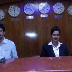 Отель Hanuwant Palace Индия, Нью-Дели - 1 отзыв об отеле, цены и фото номеров - забронировать отель Hanuwant Palace онлайн интерьер отеля фото 3