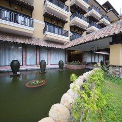 Отель Seahorse Resort & Spa Фантхьет бассейн фото 2