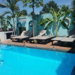 Отель Vip Garden Homestay Хойан бассейн