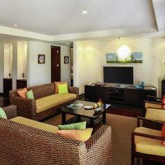 Отель Novotel Bali Nusa Dua комната для гостей фото 4