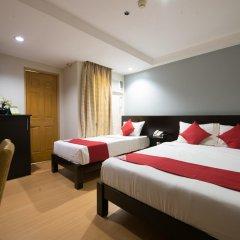 Отель Alejandra Hotel Филиппины, Макати - отзывы, цены и фото номеров - забронировать отель Alejandra Hotel онлайн комната для гостей фото 2