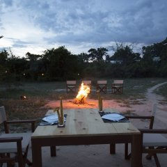 Отель Wild Trails Yala Tented Safari Camp By Yoho питание