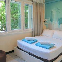 I-Sleep Silom Hostel комната для гостей фото 3