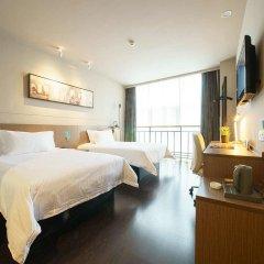 Отель Jinjiang Inn Xi'an South Second Ring Gaoxin Hotel Китай, Сиань - отзывы, цены и фото номеров - забронировать отель Jinjiang Inn Xi'an South Second Ring Gaoxin Hotel онлайн фото 34