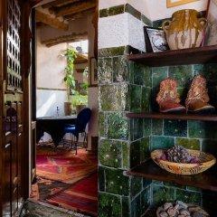 Отель Dar Daif Марокко, Уарзазат - отзывы, цены и фото номеров - забронировать отель Dar Daif онлайн ванная фото 2