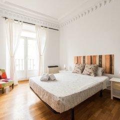 Отель Apartamento en Ópera Испания, Мадрид - отзывы, цены и фото номеров - забронировать отель Apartamento en Ópera онлайн комната для гостей фото 4