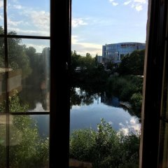 Haberberg Hostel Калининград приотельная территория фото 2