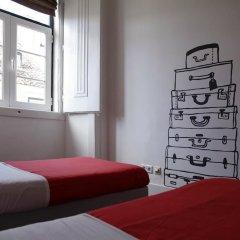 Отель Shiado Hostel Португалия, Лиссабон - отзывы, цены и фото номеров - забронировать отель Shiado Hostel онлайн комната для гостей фото 4