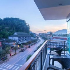 Отель AVA Sea Resort балкон фото 2