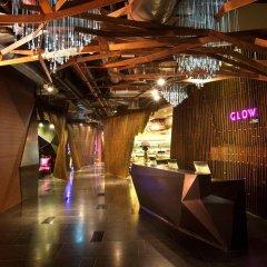 Отель Glow Pratunam Бангкок гостиничный бар