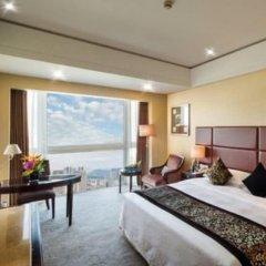 Отель Shenzhen Century Kingdom Hotel, East Railway Station Китай, Шэньчжэнь - отзывы, цены и фото номеров - забронировать отель Shenzhen Century Kingdom Hotel, East Railway Station онлайн комната для гостей фото 2
