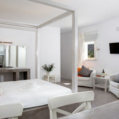 Отель Lindian Pearl комната для гостей фото 3