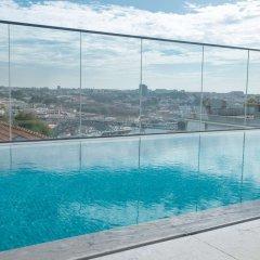 Отель NH Hotel Porto Jardim Португалия, Порту - отзывы, цены и фото номеров - забронировать отель NH Hotel Porto Jardim онлайн бассейн