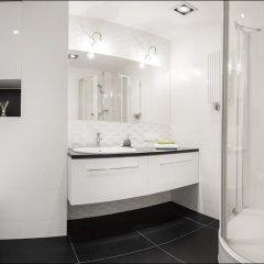 Апартаменты P&O Apartments Nowogrodzka ванная