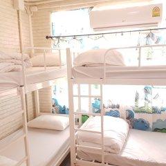 Mana Hostel Бангкок комната для гостей фото 2