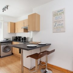 Апартаменты Basic Apartment for Two Amazing Location Лондон в номере фото 2