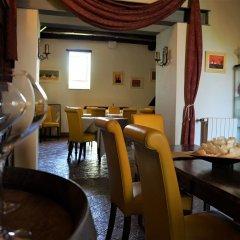 Отель Castel Bigozzi Строве питание